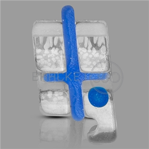 BRACKET ZAFIRO MINI ROTH 022  PREMOLAR 35 HOOK