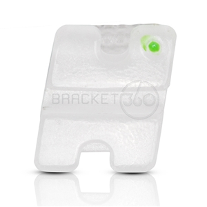 CERAMIC BRACKET ROTH 022  INCISIVO 22
