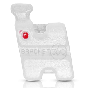 CERAMIC BRACKET ROTH 022  CANINO 13 HOOK