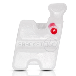 CERAMIC BRACKET ROTH 022  CANINO 23 HOOK