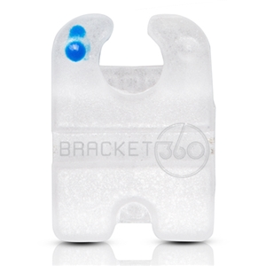 CERAMIC BRACKET ROTH 022  PREMOLAR 14-15 HOOK
