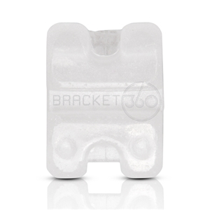 CERAMIC BRACKET ROTH 022  INCISIVOS 41-42
