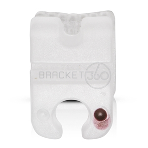 CERAMIC BRACKET ROTH 022  PREMOLAR 34 HOOK